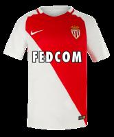 Maillot domicile AS Monaco - Saison 2016-2017