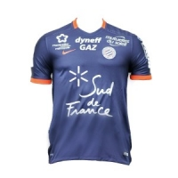 Maillot domicile Montpellier HSC - Saison 2016-2017