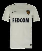 Maillot extérieur AS Monaco - Saison 2016-2017