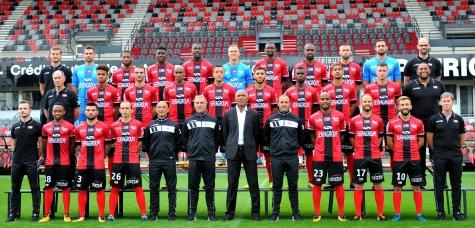 Maillot domicile EA Guingamp - 2017-2018