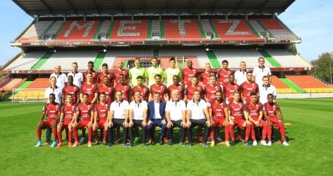 Maillot domicile FC Metz - 2017-2018