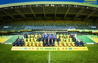 Maillot domicile FC Nantes - 2017-2018