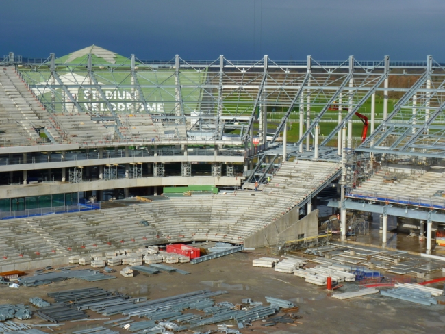 Thinkfoot stade matmut atlantique bordeaux album for Piscine olympique bordeaux