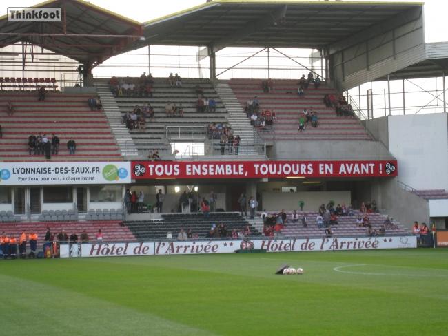 "Thinkfoot || Stade de Roudourou - Guingamp - Album ""EA ..."