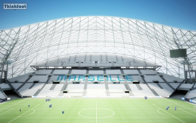 Image gallery stade velodrome 2014 for Porte 7 stade velodrome