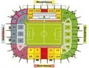 Plan Stadion im Borussia-Park