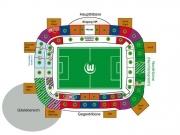 Plan Volkswagen-Arena