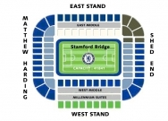 Plan Stamford Bridge