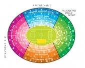 Plan Stadio Marcantonio Bentegodi