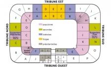 Plan Stade Auguste Bonal