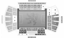 Plan Stade de Gerland