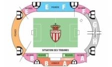 Plan Stade Louis II