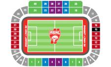 Plan Stade Marcel-Picot