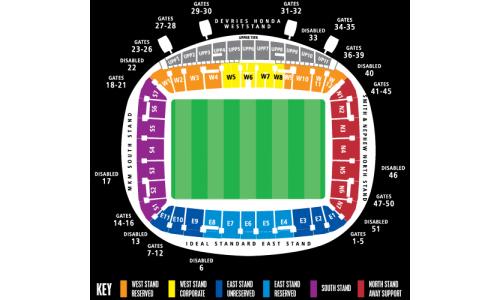 Plan Kingston Communications Stadium