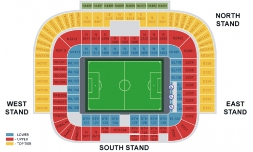 Plan Old Trafford