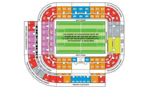 Plan Stadium of Light