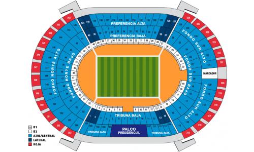 Plan Estadio de los Juegos Mediterraneos