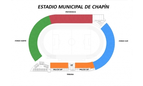 Plan Estadio Municipal de Chapin